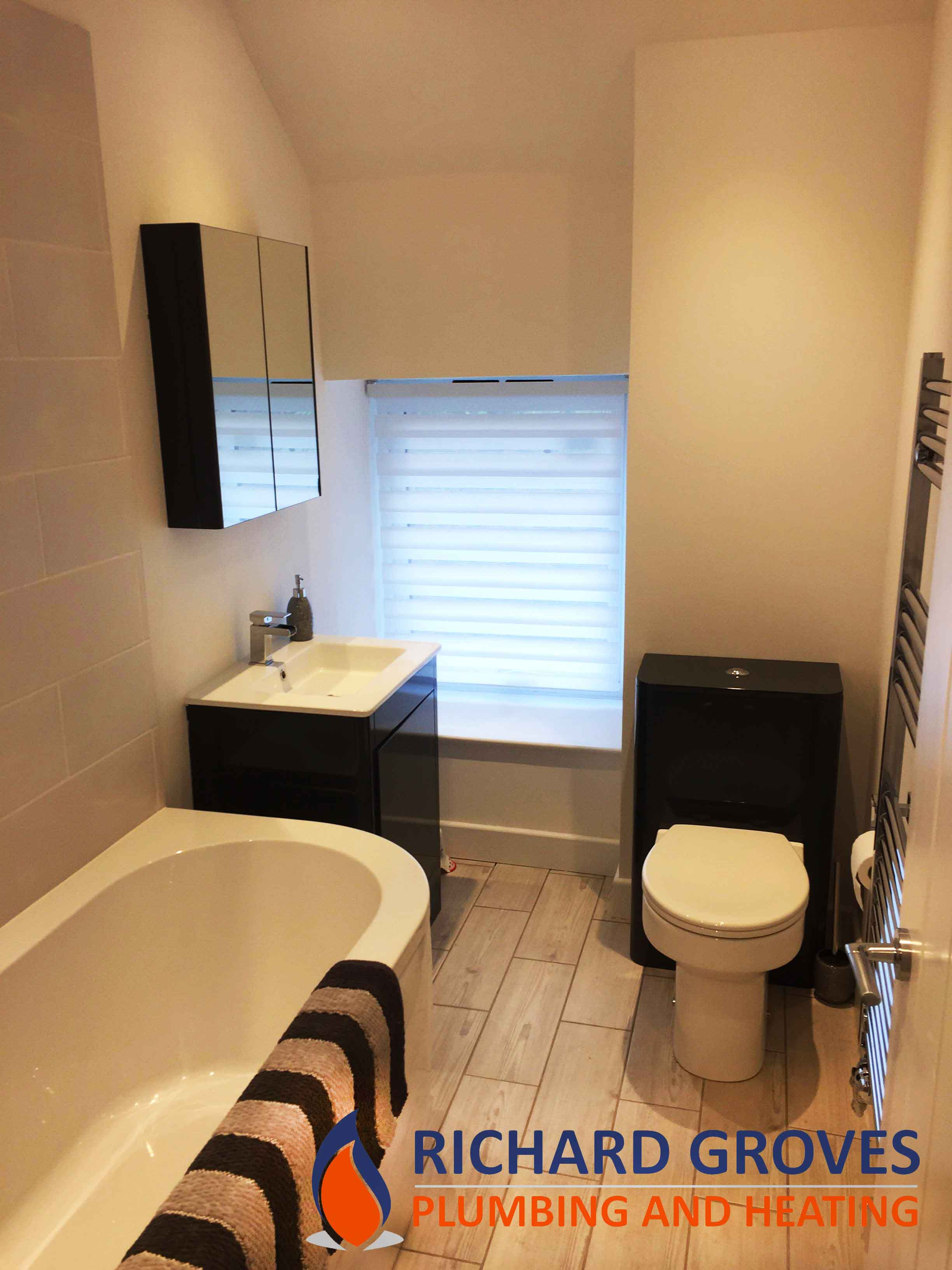A selection of plumber images in Newquay