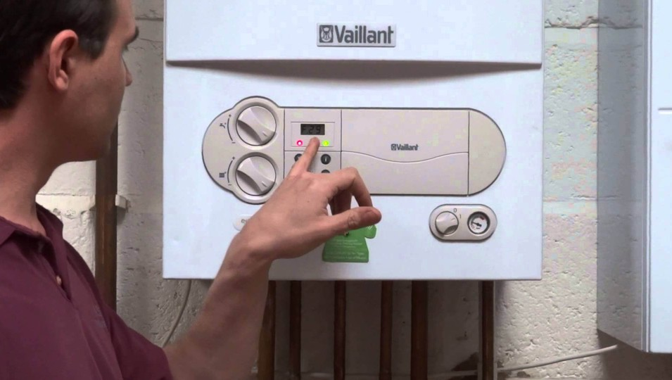 boiler servicing plumber newquay